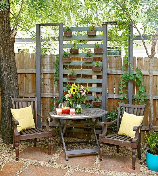 decoracao jardim paletes : decoracao jardim paletes: reciclar e reutilizar paletes na decoração e no jardim da sua casa