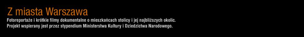 Z miasta Warszawa