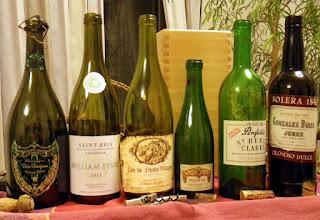秋の珍品ワイン会