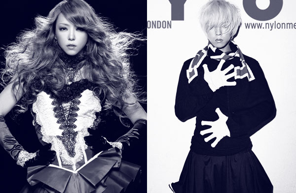 Namie Amuro Accused Of Plagiarizing G-Dragon