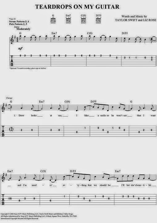 Khmer Chord 168 Tear Drop On My Guitar Tap