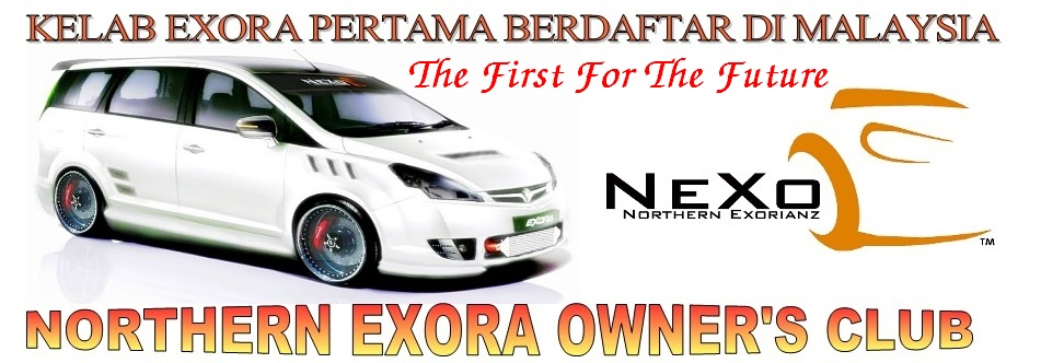 NORTHERN EXORA OWNER'S CLUB (N E X O)