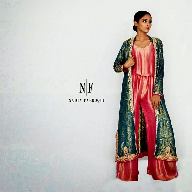 Eid Exhibition Collection by Nadia Farooqui
