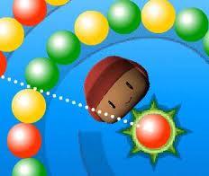 Pepee Renkli Balon Patlatma Oyunu