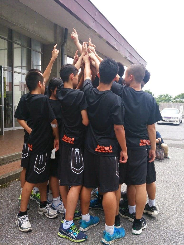 嶺南中学校 バスケットボール部