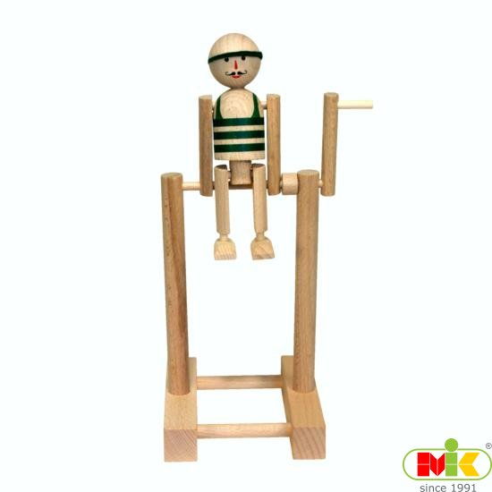 MIK Is A Czech Manufacturer Of Traditional Toys Made Beech Wood