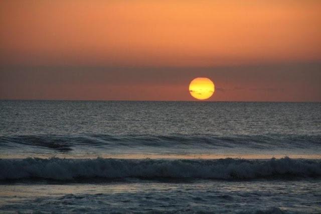 Atardecer. Playa Kuta Beach, Bali
