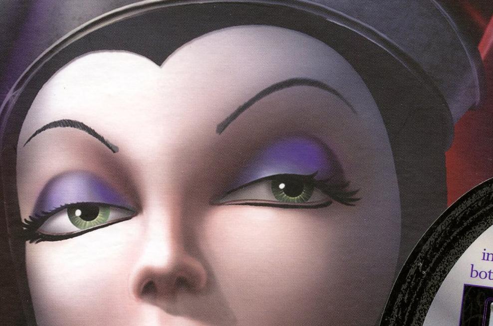 Filmic Light - Snow White Archive: 2012 E.L.F. Villain Palette ...