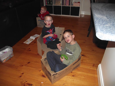 boys box train