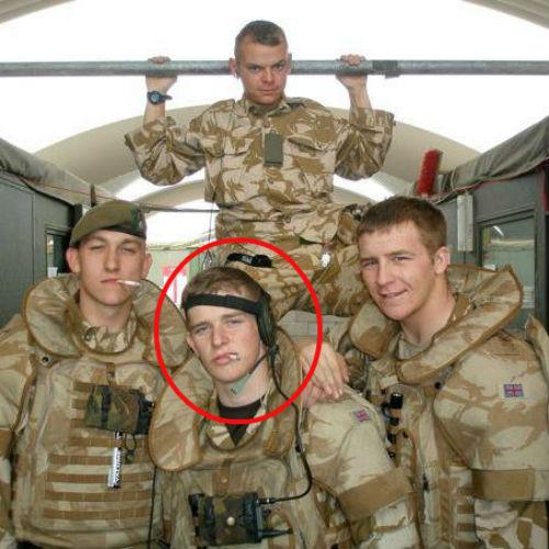 Bekas Tentera British Hilang Kaki Di Iraq Kongsi Surat Terbuka Kecam Islamophobia