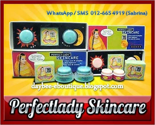Perfect Lady Skincare !