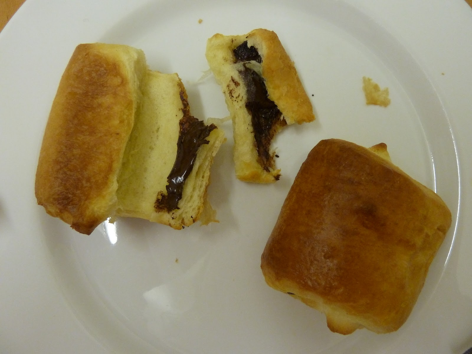 Flicking the vs vegan pain au chocolat the easy way for Granny pottymouth bakes a vegan cake