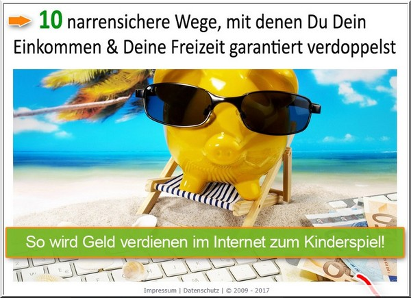 ✌Spielend leicht bis ✌7.000 Euro/Monat im Internet verdienen?
