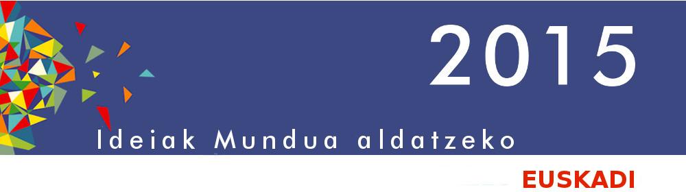 2015 Ideiak Mundua aldatzeko