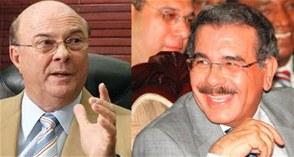 Centro Económico del Cibao da un 51.2% a Hipólito Mejía frente a un 43.7 de Danilo Medina