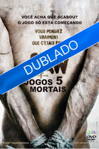 Poster do Filme Jogos Mortais 5