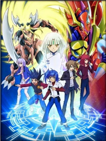 Cardfight!! Vanguard: Asia Circuit (Season 2)