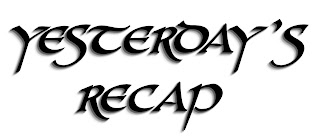 gamesaga yesterdays recap logo Yesterdays Recap   November 16th, 2013