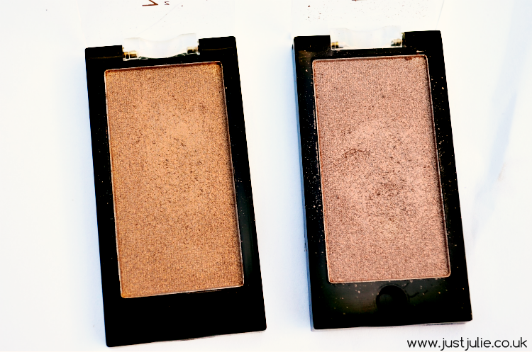 Makeup Revolution Mono Eyeshadows review