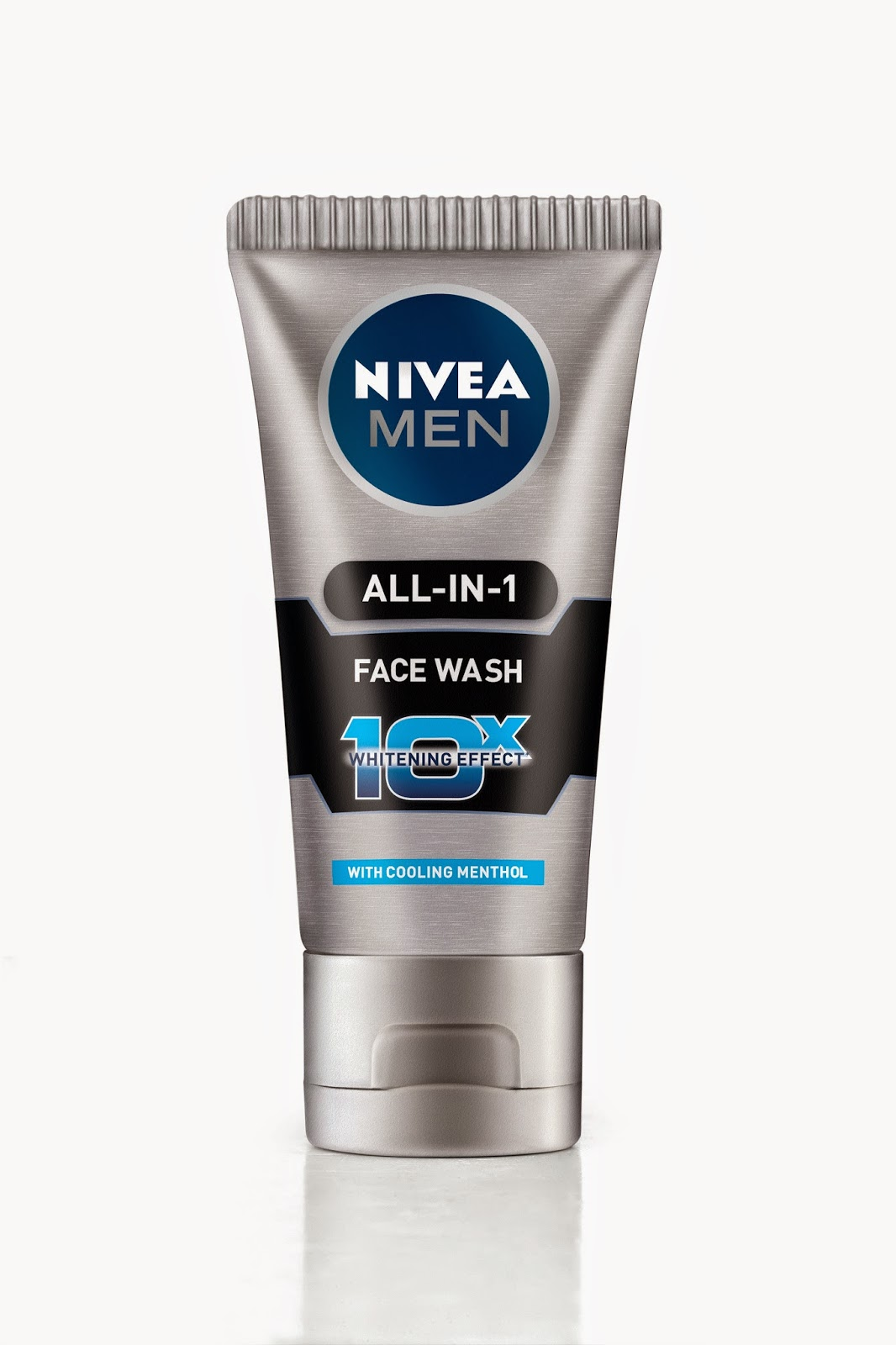 PR:New Nivea Men All-in-1 Face wash
