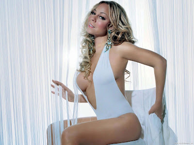 Mariah Carey Actress and Singer Beautiful Wallpaper