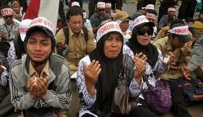 Forum Honorer Indonesia (FHI) Akan Demo Besar-besaran