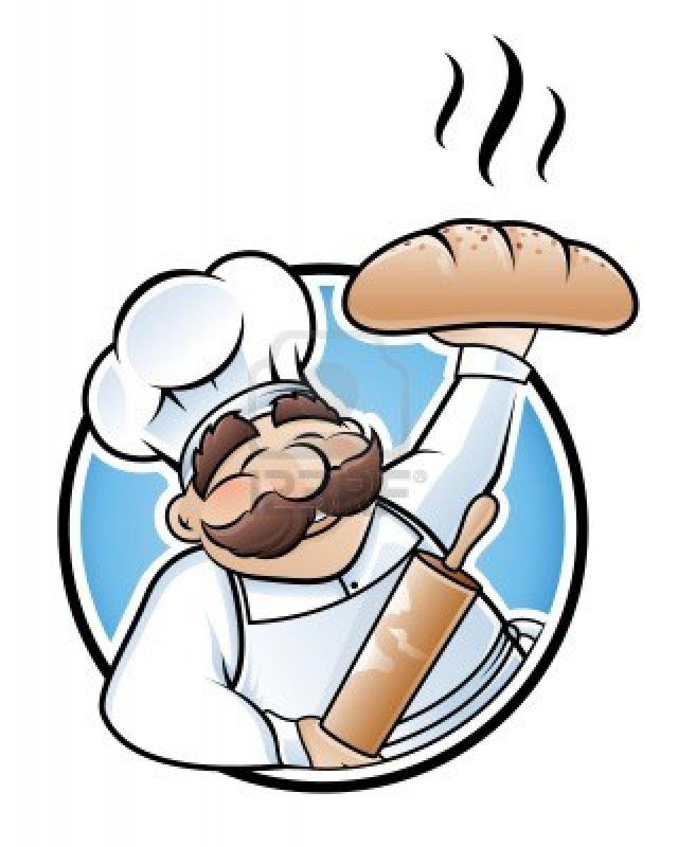 9622171-personaje-de-dibujos-animados-de-panadero-feliz-presentando-un ...