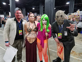 Comic Con Coverage!!