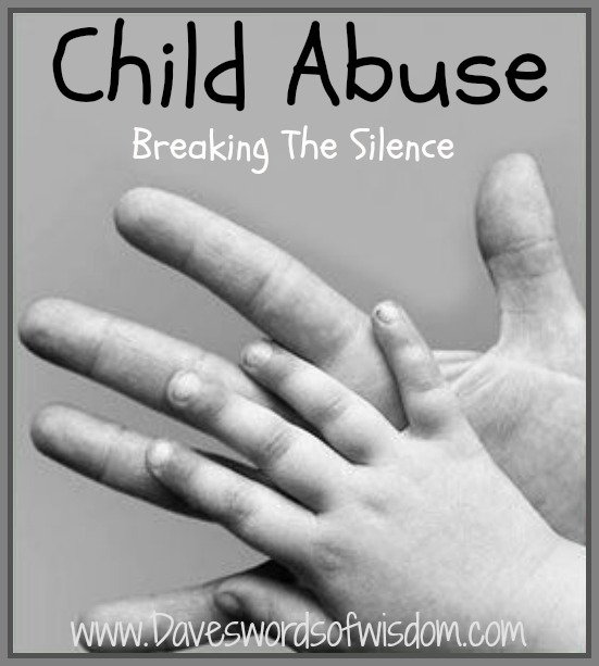 essay on why child abuse is bad