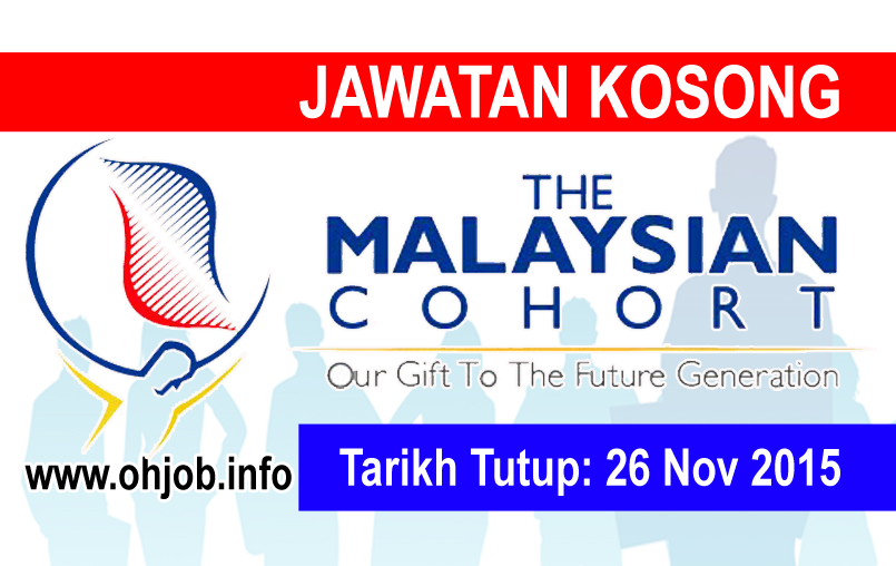 Jawatan Kerja Kosong The Malaysian Cohort logo www.ohjob.info november 2015