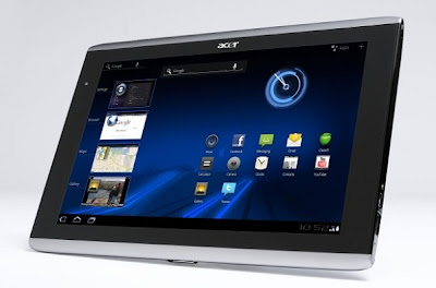 Acer Iconia Tab A100 - Ice Cream Sandwich