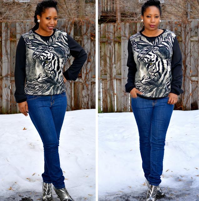 nordstrom lion sweatshirt