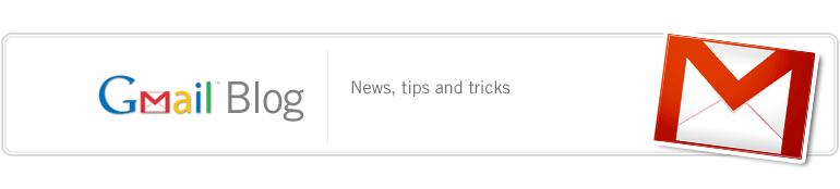 Gmail Blog