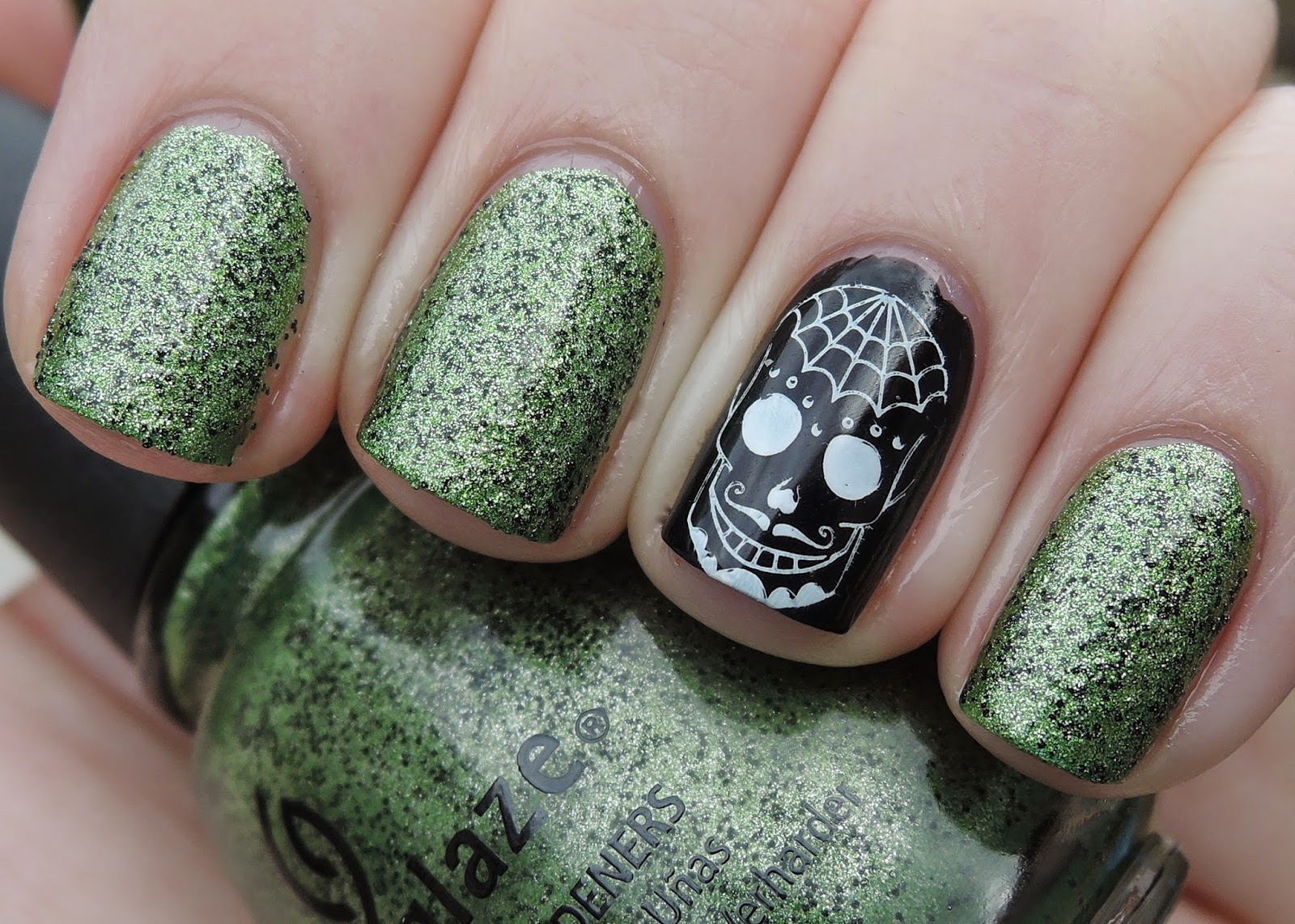 China Glaze But of Corpse