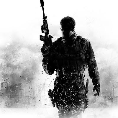 Soldier iPad Wallpaper