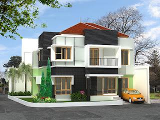 Gambar Rumah Minimalis Modern Kota