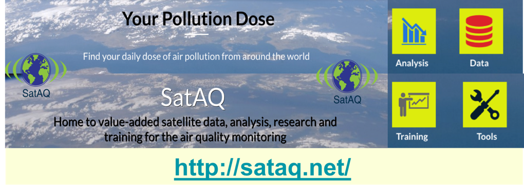 Satellite Air Quality: Your Pollution Dose