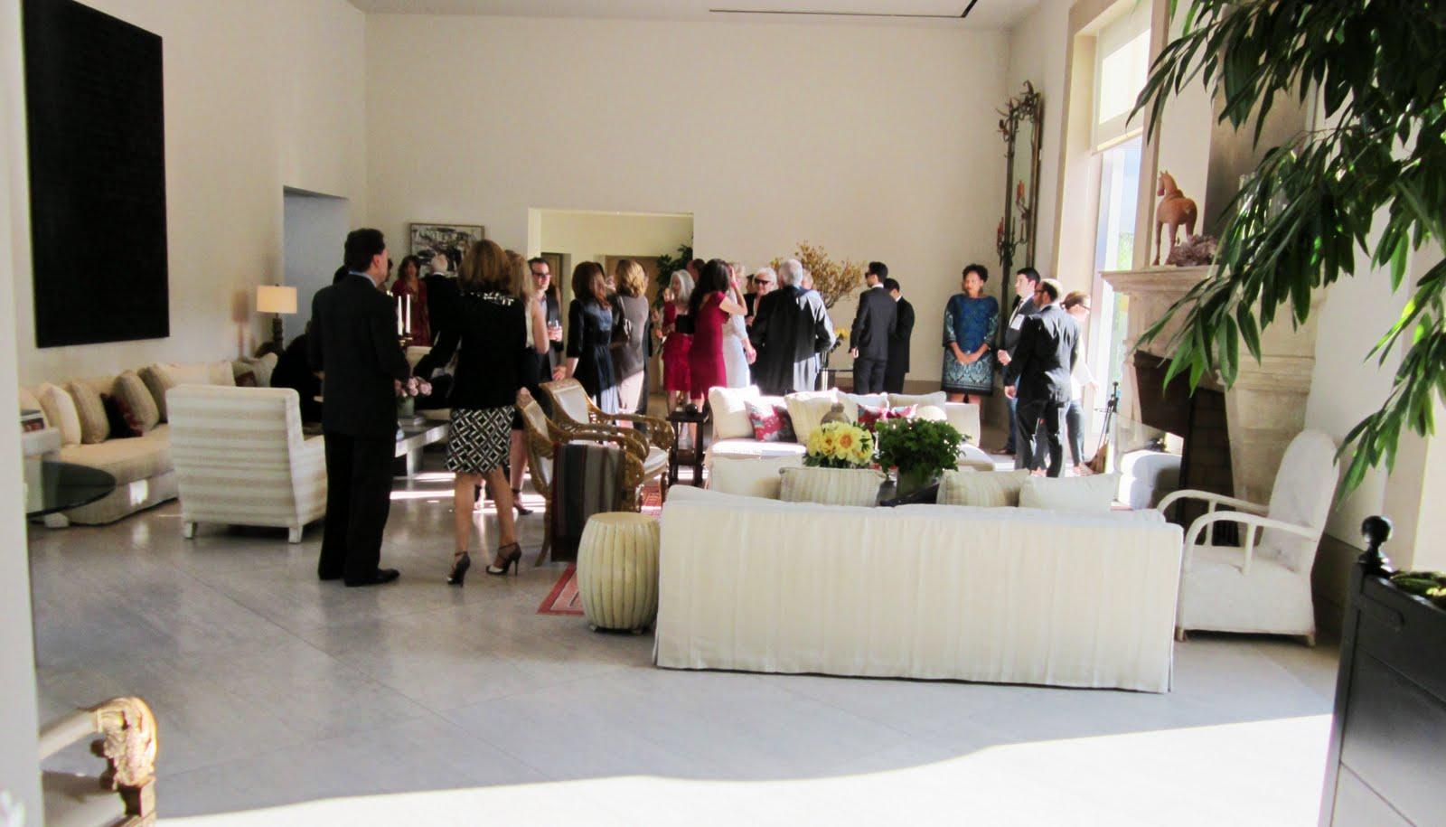 Interior Designer Michael S Smith Hosts Designs A