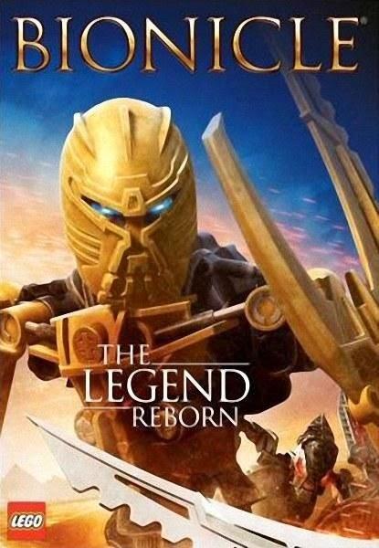 Chiến Binh Bionicle: Đại Chiến Thiên Hà - Bionicle: The Legend Reborn