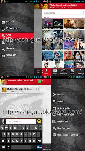Android BBM+ Mod APK Download Terbaru