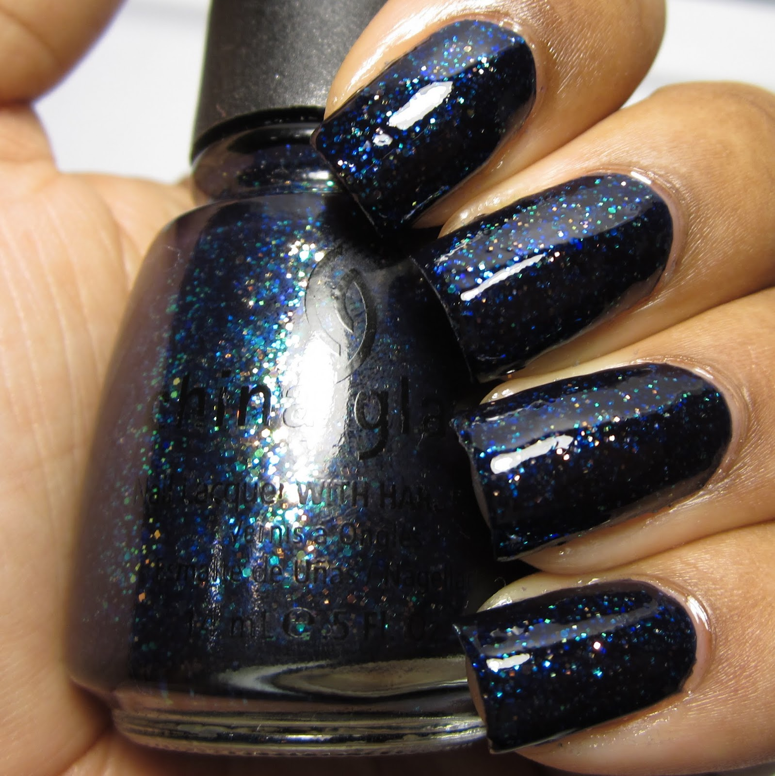 China Glaze Meteor Shower nail polish swatch