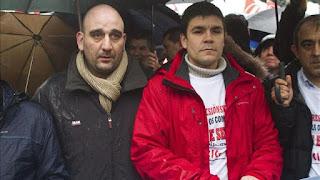 Más de un año esperando un indulto, por defender obreros