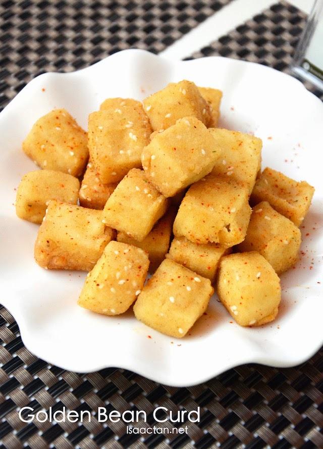 Golden Bean Curd - RM5.80