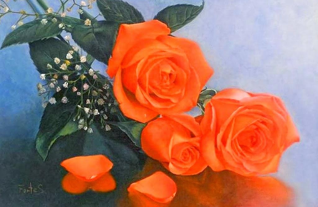 cuadros-de-flores-grandes-pintados-al-oleo
