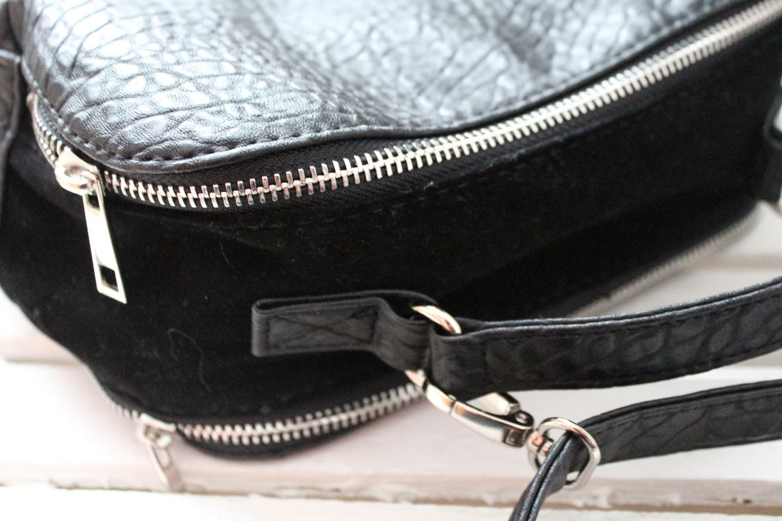 Primark Black Shoulder Bag 25