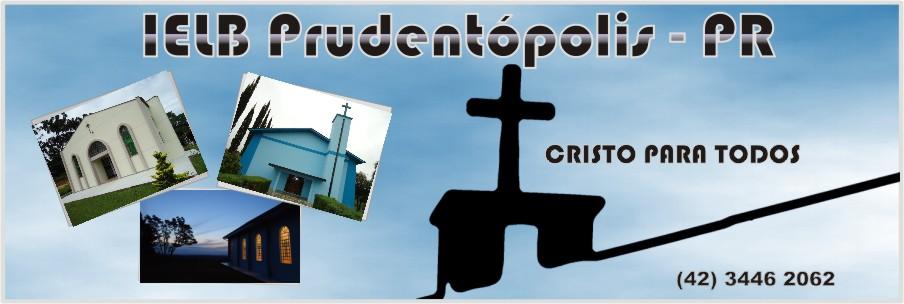 IELB Prudentópolis - PR