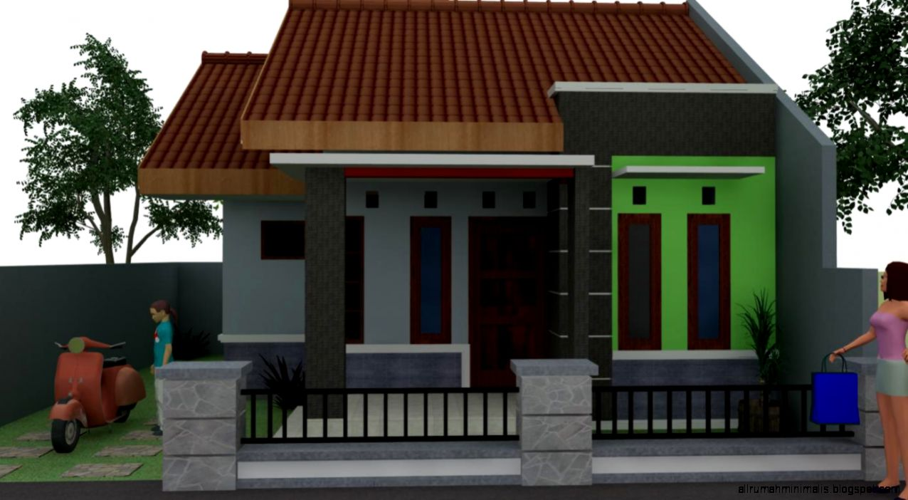 Desain Rumah Minimalis Murah Design Rumah Minimalis