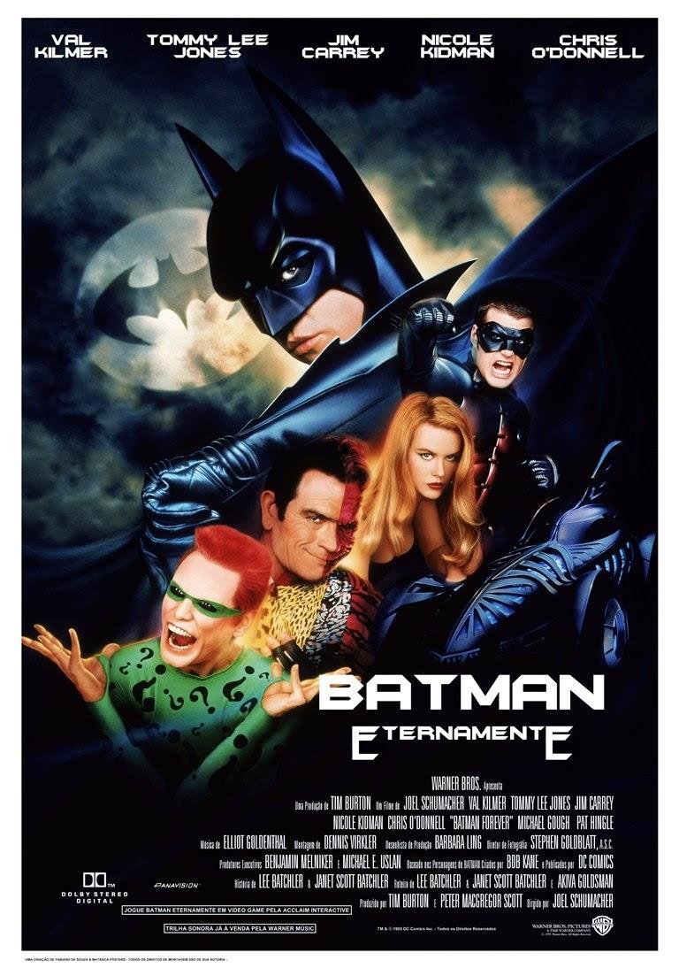 Batman Eternamente Torrent Bluray 1080p (1995)