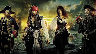 Pirates Of The Caribbeans IV