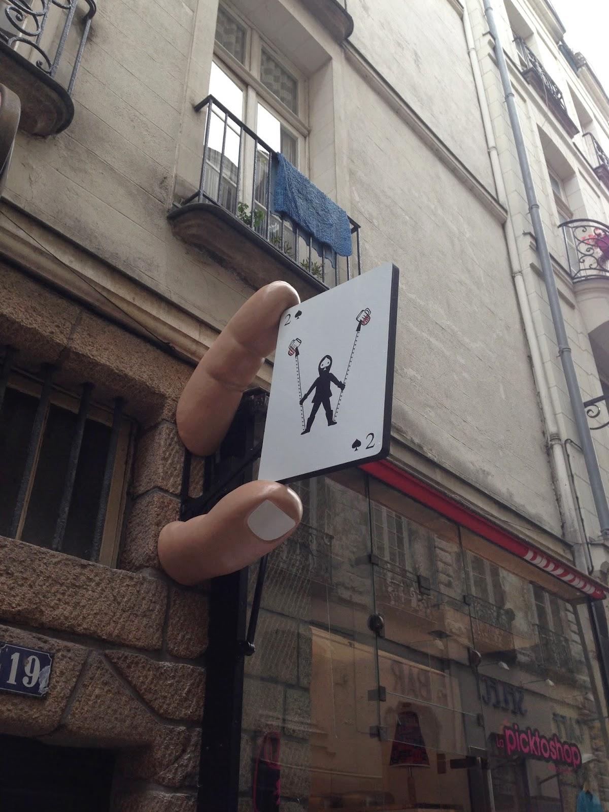 rue du chateau nantes